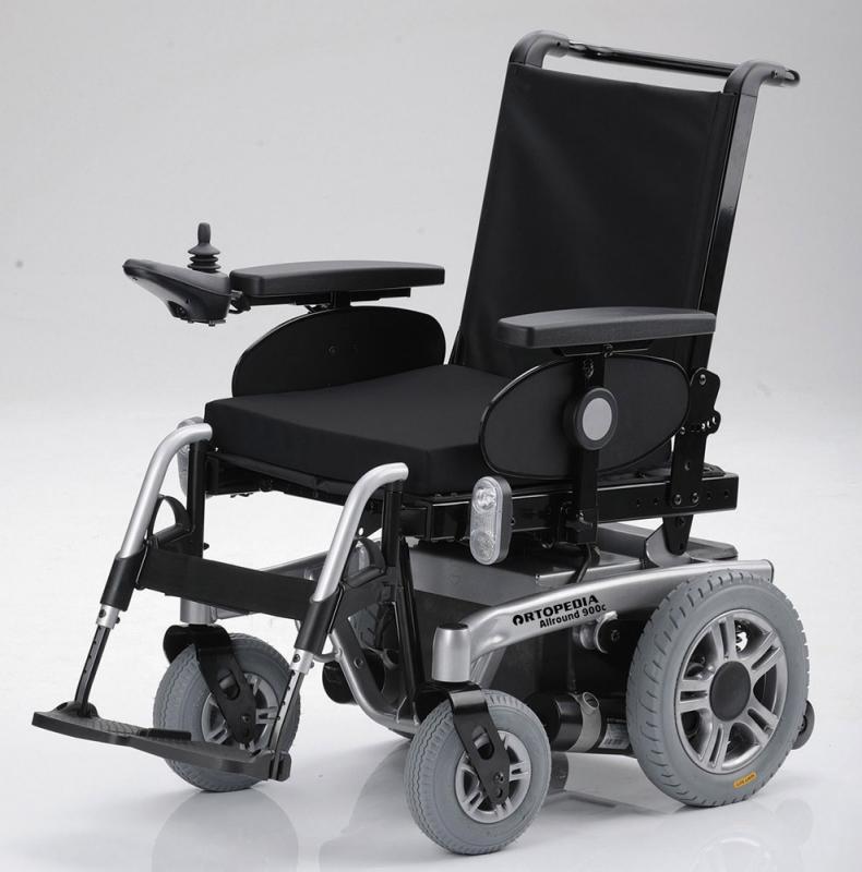 Ako požiadať o prispevok na elektrický invalidný vozík